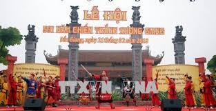 Trận chiến cuối cùng Chi Lăng - Xương Giang khởi nghĩa Lam Sơn